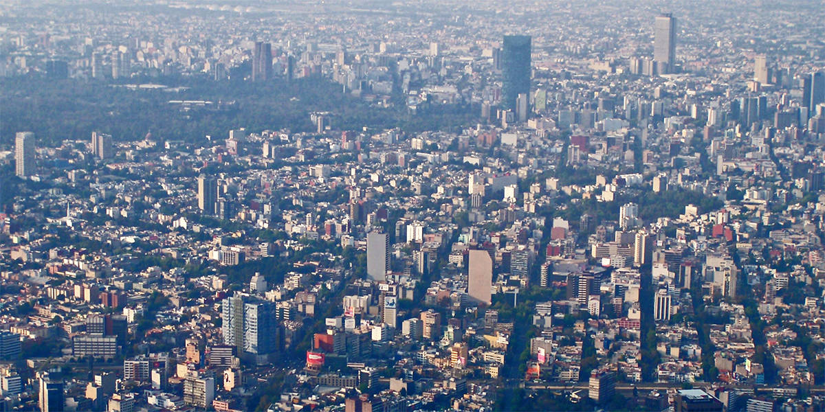 Essay about mexico city