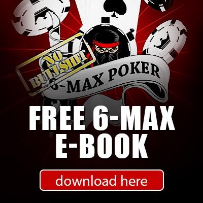Free NL 6-max Strategy Ebook